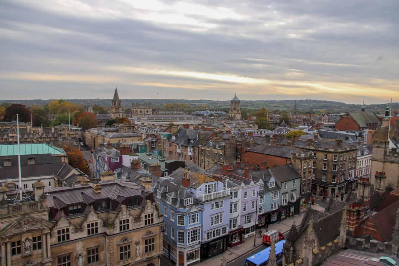 Views from University Church