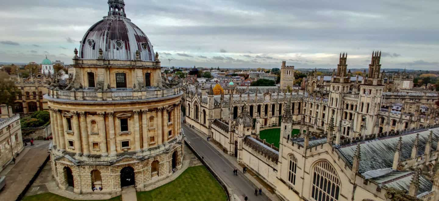 An Oxford Day Trip from London: One Day in Oxford