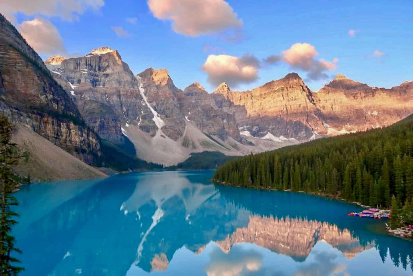 Banff National Park is one of the best national parks in Canada