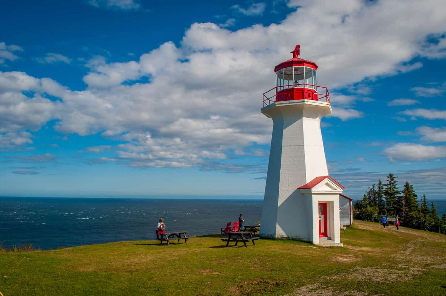Forillon National Park is one of the best national parks in Canada