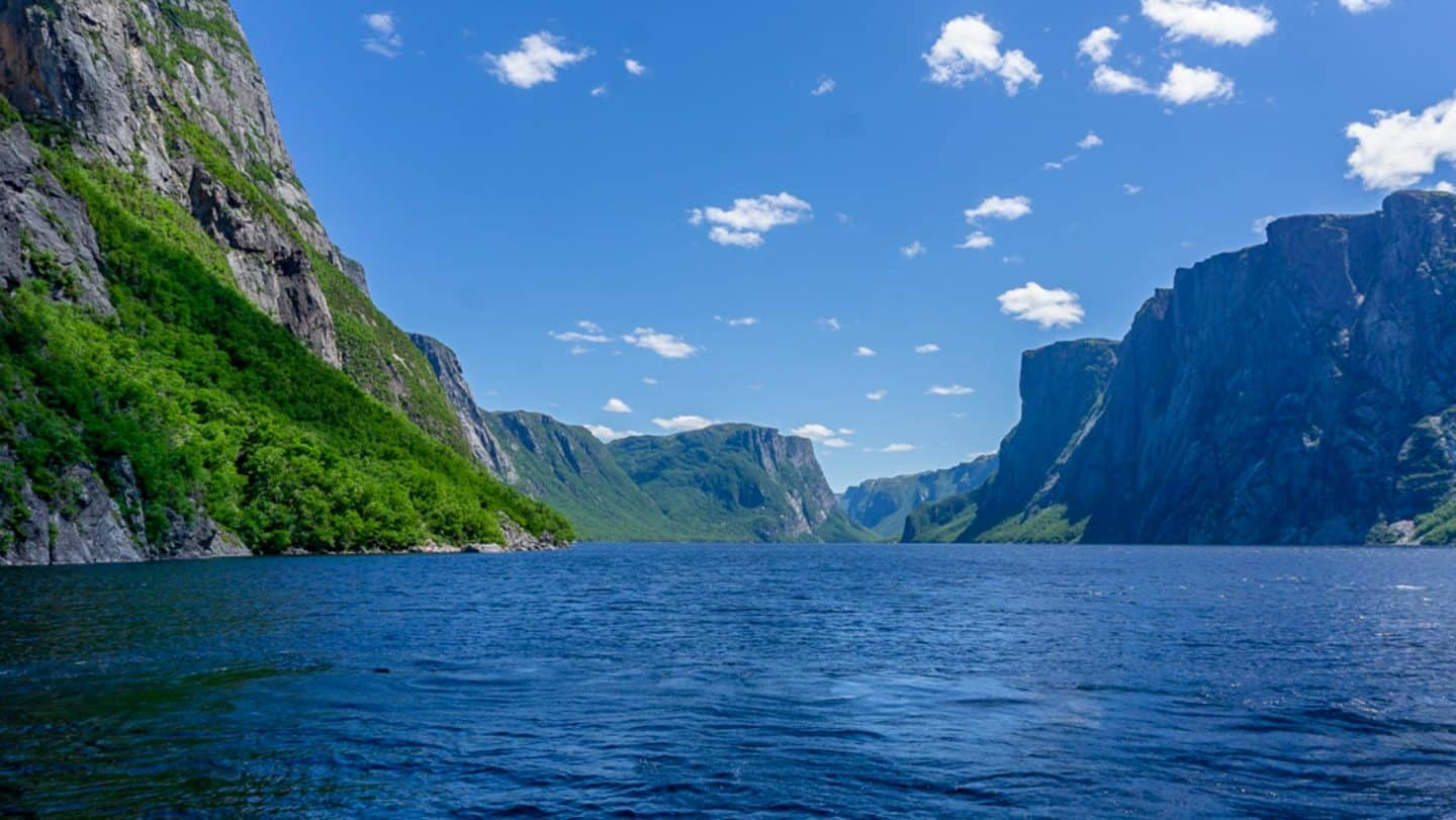 Gros Morne National Park is one of the best national parks in Canada