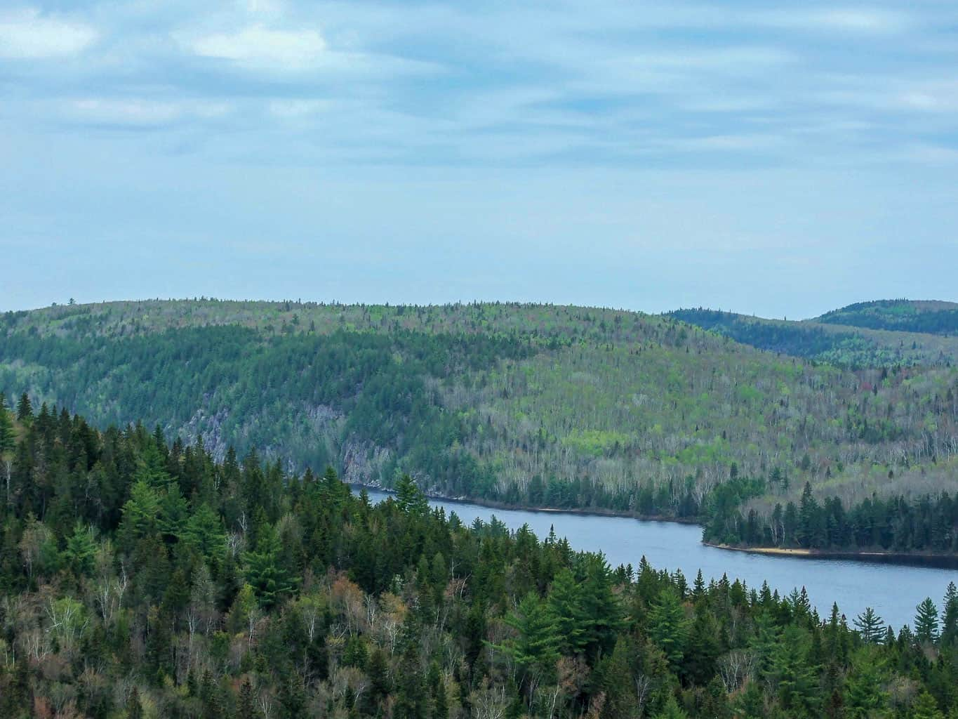 La Mauricie National Park is one of the best national parks in Canada