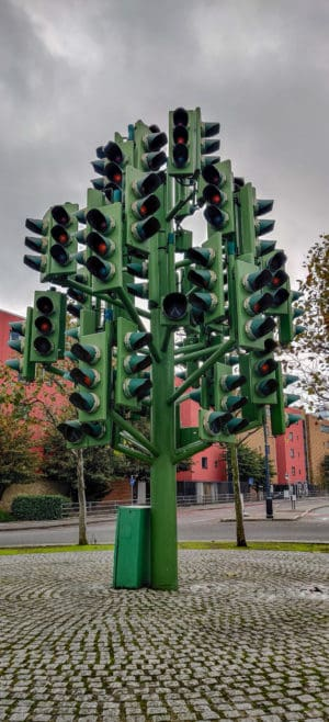 Traffic Tree Light
