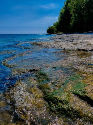 Rock Point Provincial Park is one of the provincial parks near Toronto